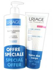 Uriage Suppl�ance Corps 500 ml + Cr�me Lavante Offerte