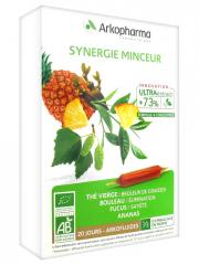 Arkofluides Synergie Minceur 20 Ampoules